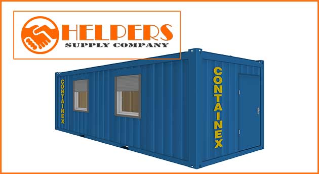 Office Container (20 Ft)