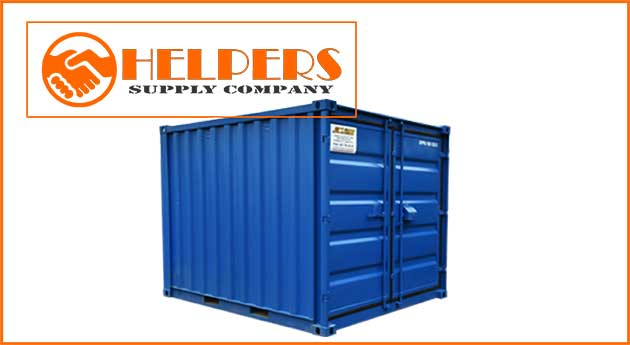 Warehouse Container (10 Ft)