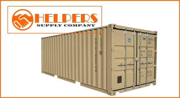 Warehouse Container (20 Ft)