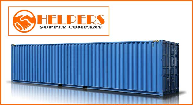 Warehouse Container (40 Ft)